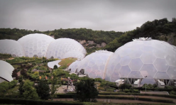 EGS Energy Geothermal Plant - The Eden Project
