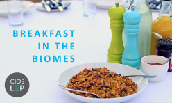 CIoS LEP - Breakfast in the Biomes